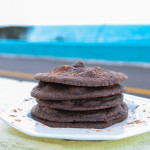 Delicate Chocolate Brownie Cookies