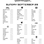 Tomorrowworld 2013 Sunday lineup Printer Friendly