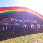 Dreamville Entrance at TomorrowWorld 2013