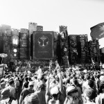 The crowd at TomorrowWorld Mainstage