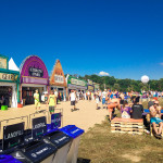 Dreamville Shops and Food Stalls