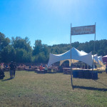 Dreamville BBQ Tent